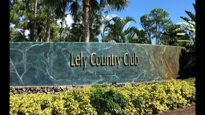 2/2 Lely Resort Naples First Floor *steps to pool*