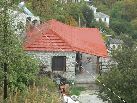 Small detached house of 60 m2