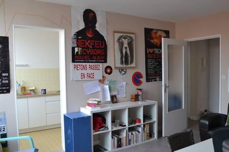 Appartement sympa en plein centre ville de Roanne - Roanne - Leilighet