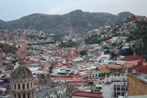 Habitación del Laurel, Guanajuato centro.