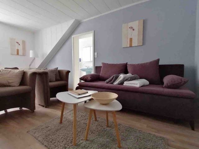 Knus appartement aan de rand van Winterberg