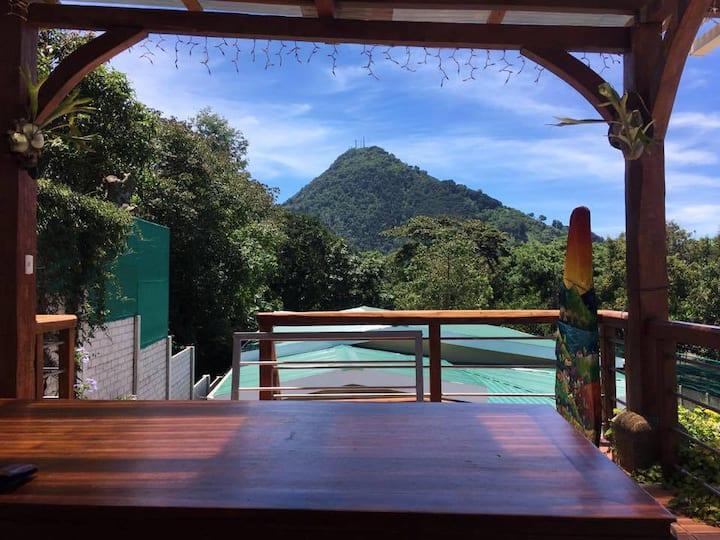 Casa en el volcan (Finca Las Victorias)