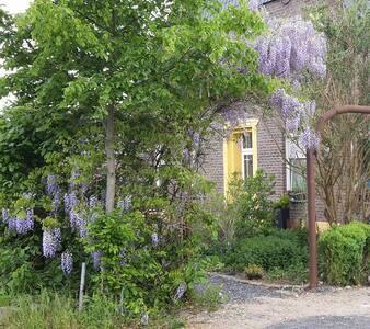 6 Personen Ferienwohnung auf Pferdehof/Gastboxen - Kerken