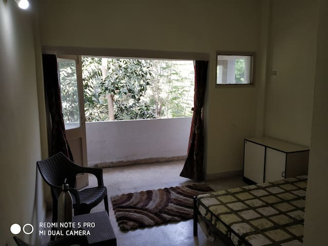 Private room in koregaon park