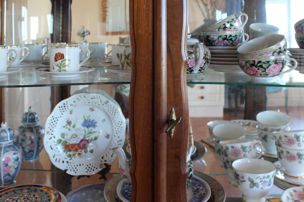 Bespoke antiques
