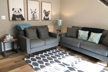 2Bd/2.5Ba Renovated Townhouse Close to Everything