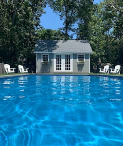 New home in coveted Clearwater Beach, East Hampton
