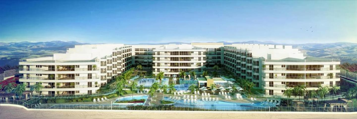 in Mare Bali Resort: o paraíso a seu alcance! - Parnamirim - Apartment