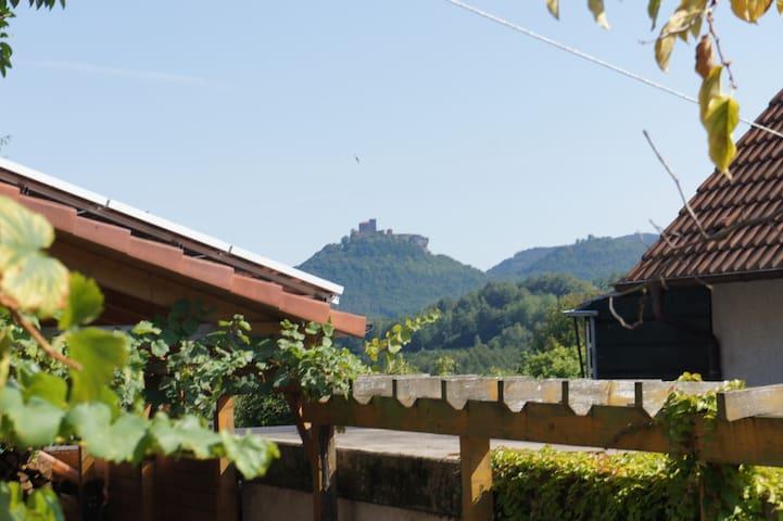 Ausblick Freisitz