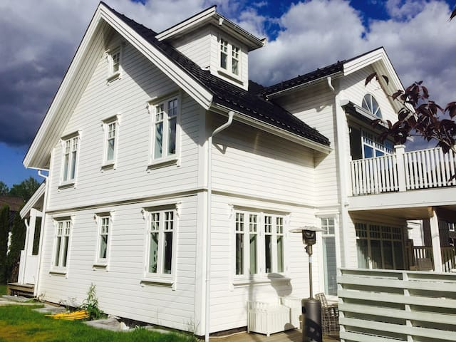 Exclusive apartment in Oslo area! - Haslum - Casa