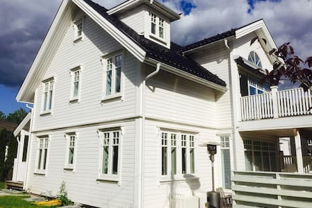 Exclusive apartment in Oslo area! - Haslum - Rumah