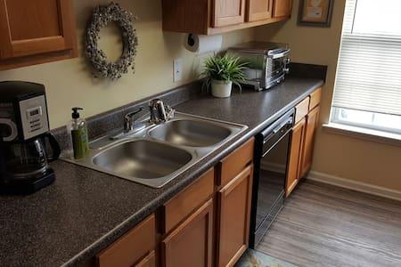 Cozy 2BR Apt in Murfreesboro - Murfreesboro - Apartment