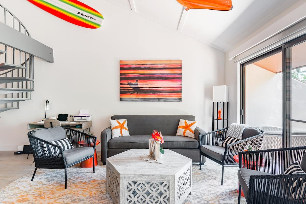 Koa Resort Condominium Featured on HGTV