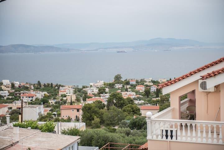 Panoramic View home
