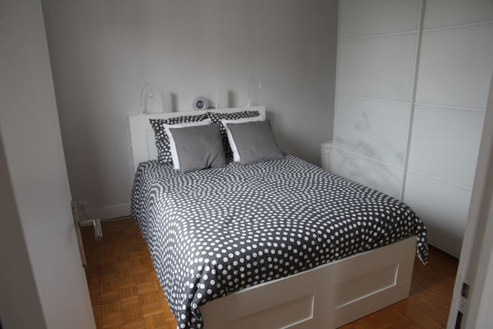 Private room Boulogne Billancourt