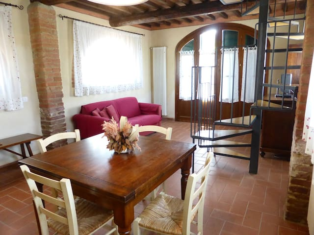 Fattoria di Colleoli - Two bedroom apartment - Palaia