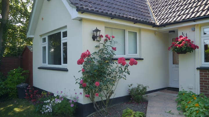 Self contained annexe in New Forest