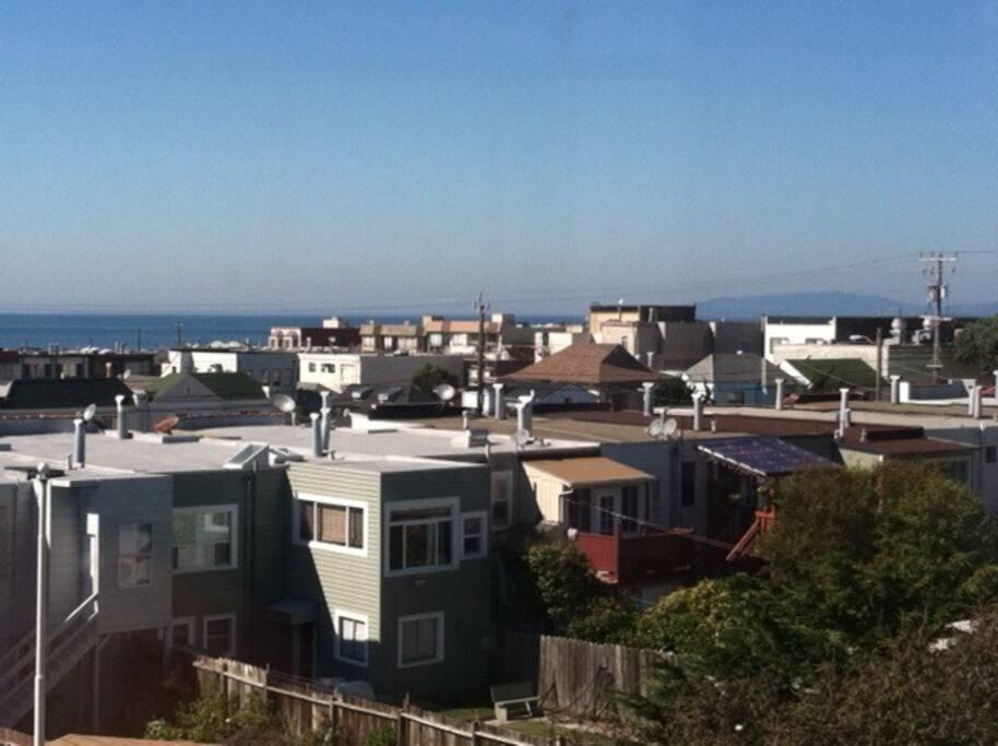 Java Cafe San Francisco Ocean