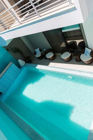 Beverly Hill Apartment - Rethymno - Huis