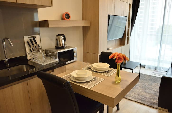 1 Bedroom in Central Pattaya - Pattaya - Ortak mülk