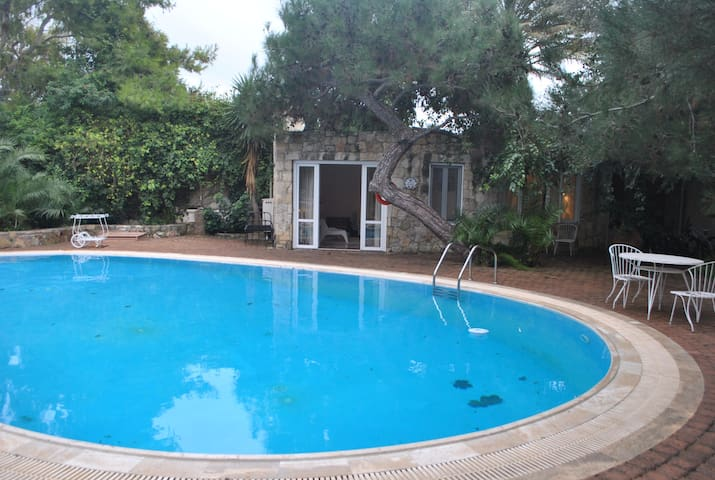 Garden House Glyfada with Pool