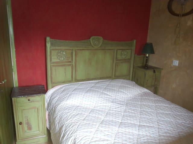 Chambre Verte - Sèvremoine - Dom