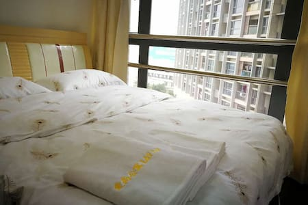 2 Rooms nearby Futian Port (2 Minutes by walk) - Shenzhen - Lejlighed