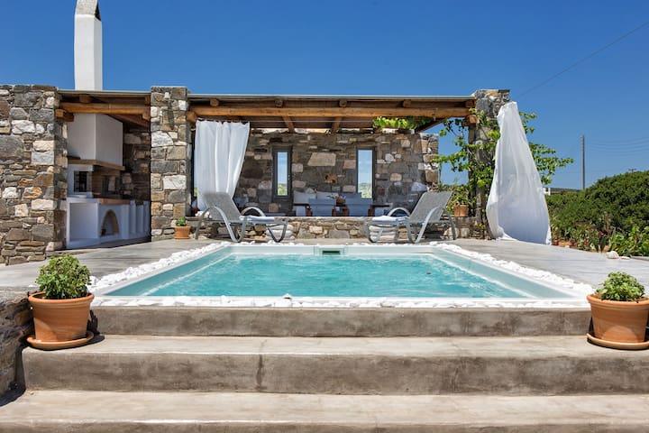 Sea Salt Villa,Paros/ Offer for 2 in Low Season!