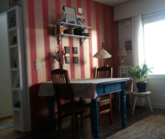 Enchanting apartment in the center of Karjaa - Raasepori - Apartment