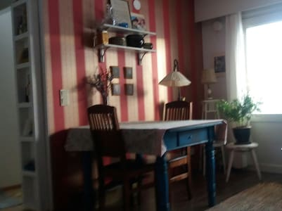 Enchanting apartment in the center of Karjaa - Raasepori - Flat