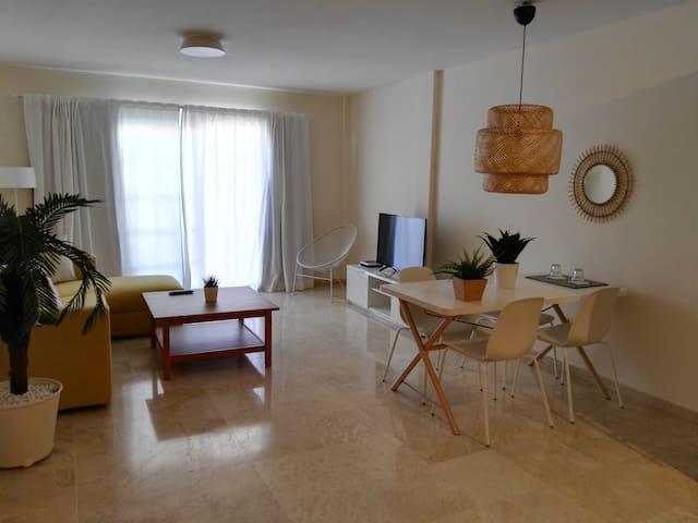 RJ252 Moderno y cómodo apartamento cerca del mar