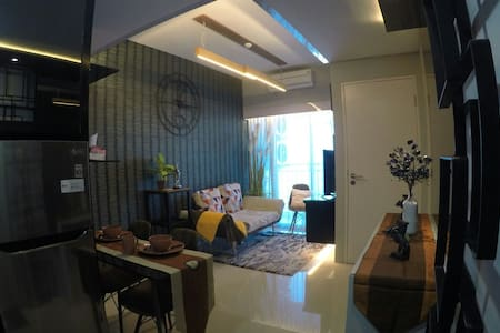 2 bedroom apartment at Pakuwon Mall Surabaya
