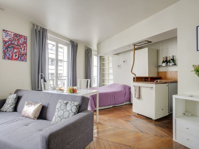Grand appartement au cœur de St Germain (A48)