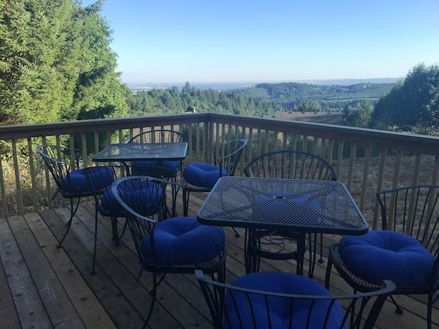 Spacious Home, Close to Wineries, & Amazing Views