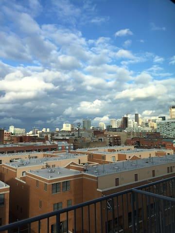 West Loop Penthouse (3 BED/3 BATH) - Chicago - Condo