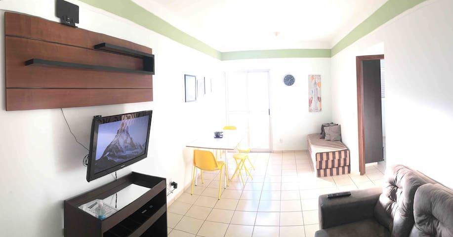 Apartamento Higienópolis Completo