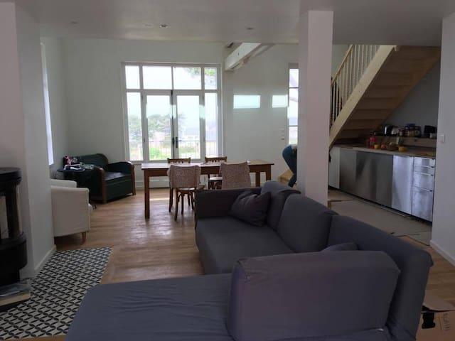 Bel appartement vue sur mer à Primel Trégastel