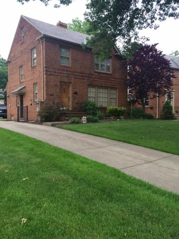 Perfect home for Cleveland's RNC - University Heights - House