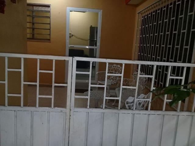 Departamento centrico en Chetumal