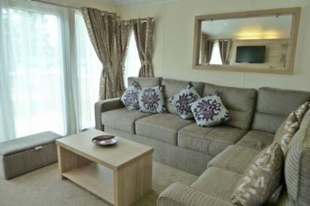 Atlanta Mobile Home, self catering Ullswater,