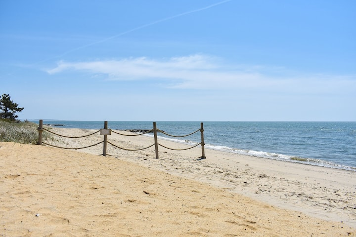 #610: Great location - walk to Forest Beach, minutes to downtown!