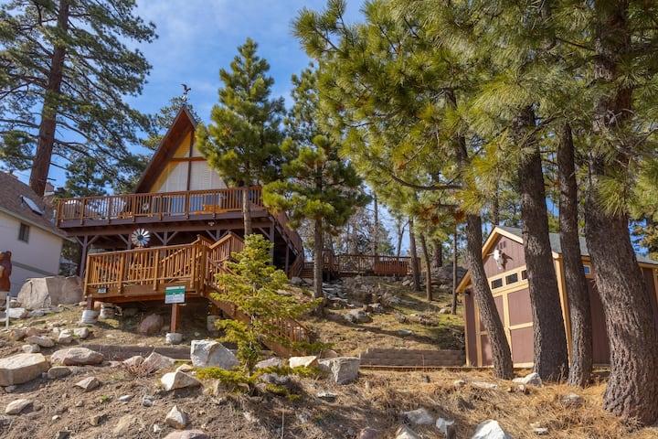 Across from Bear Mountain Resort