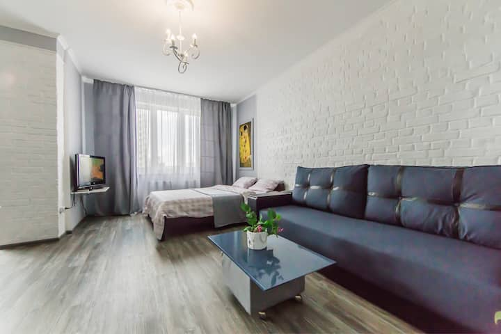Apartment Brovary Studio 209  Kiev region