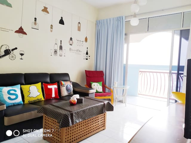 Condo in the city of Tawau