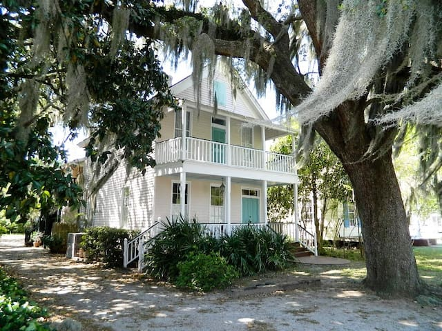Port Royal-Parris Island-Beaufort-Beaches & More! - Port Royal - Casa