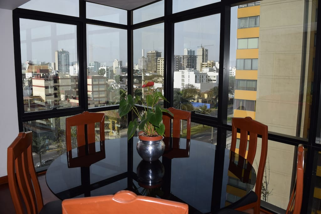 Awesome Place in the financial Heart of Lima