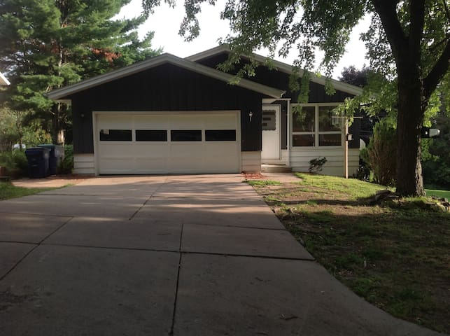 Central Wausau location - 4 bedrooms - Wausau