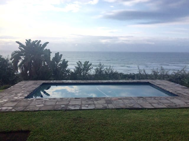 Large Holiday house with sea view - Southbroom - Casa