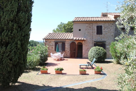 La Casetta di Bufignano near Vinci and Florence