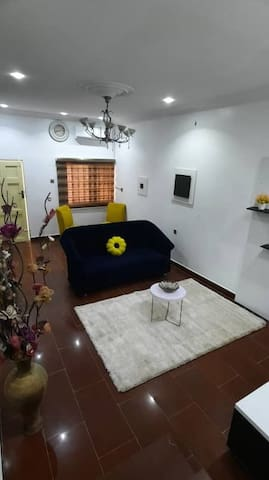 Quiet and Serene Abuja Estate Home